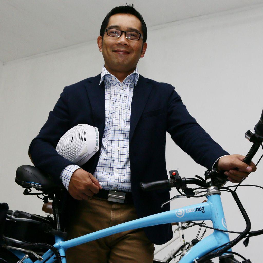 Seperti Ini Ridwan Kamil Aplikasikan Pancasila dengan Cara Kekinian