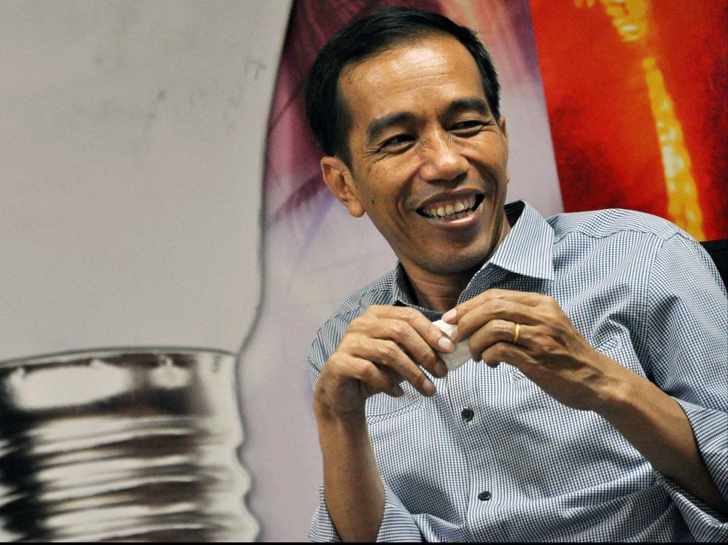 Jokowi: Saya Dihina Sudah Makanan Sehari-hari, Kalau Mau Dipidanakan Bisa Ribuan