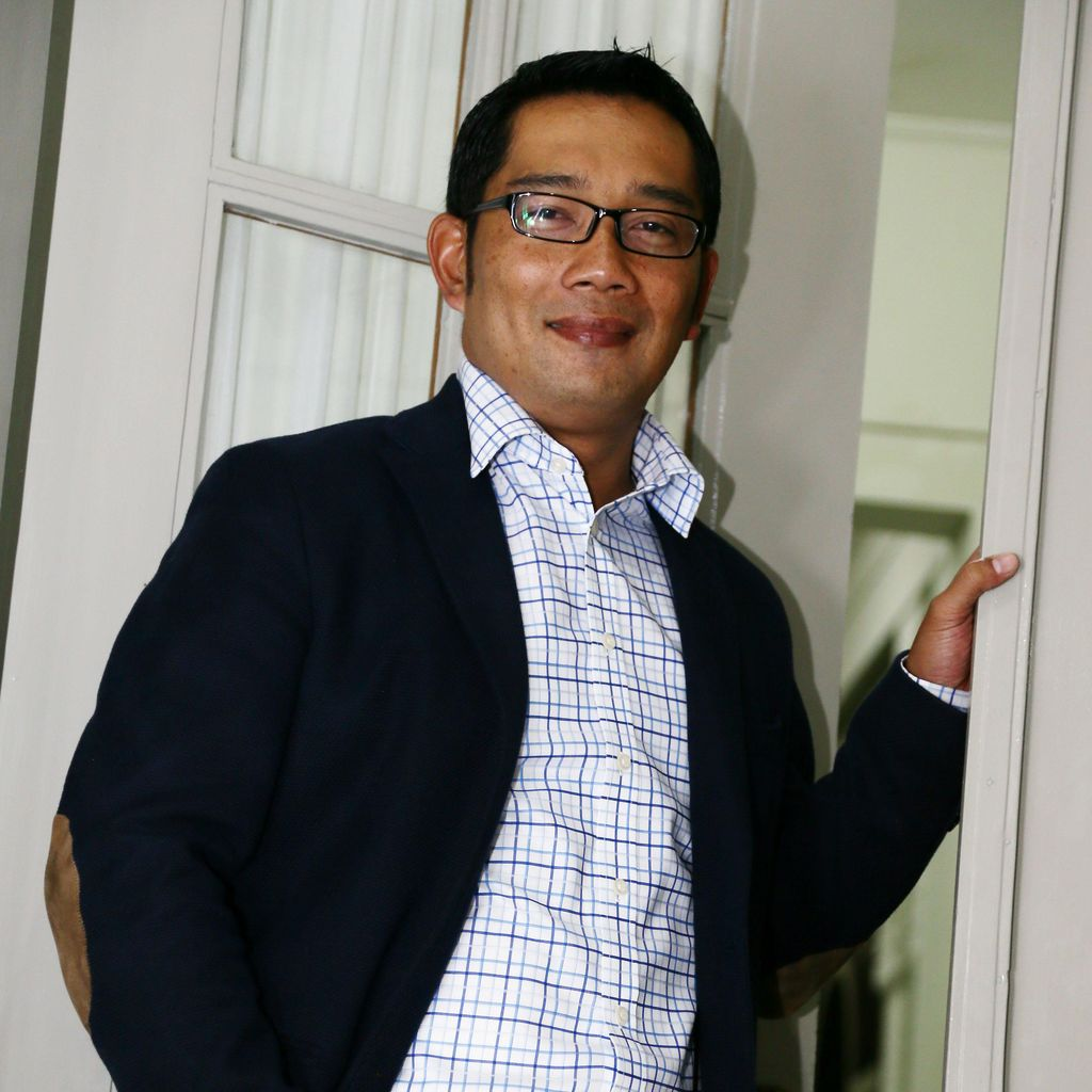 Ridwan Kamil Serukan Perdamaian The Jak dan Bobotoh: Sepakbola itu Sportivitas!