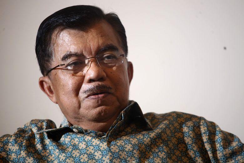 Temui Wapres JK, Imam Besar Masjid Al Aqsa Apresiasi Dukungan Indonesia