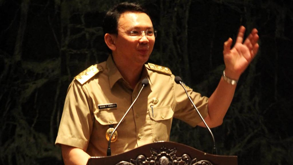 Ridwan Kamil Koordinasi Soal Bobotoh ke Jakarta, Ahok: Teman Baik
