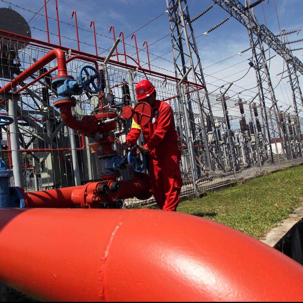 PLN Gunakan Gas Apabila Target Energi Baru Terbarukan 25% Tak Tercapai