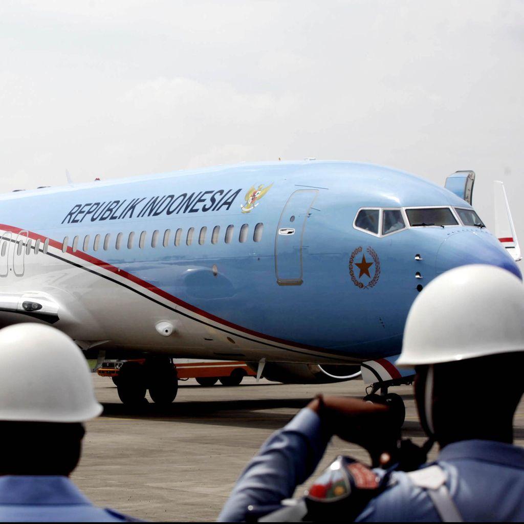 Jokowi Bertolak ke Makassar Tinjau Pembangunan Rel Kereta Api Trans Sulawesi