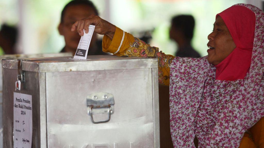 KPU Kesulitan Verifikasi Data Pemilih di Wilayah Bencana