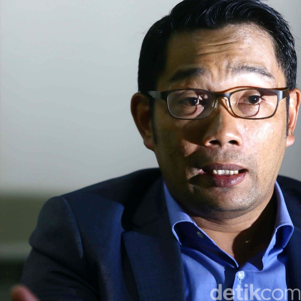 Ridwan Kamil Prihatin Kasus Siswi SMP Dibunuh Temannya