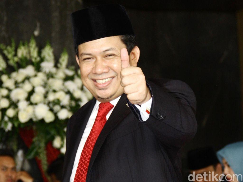 Saat Fahri Hamzah Tanggapi Penahanan Gubernur Gatot: Nggak Ada yang Menarik