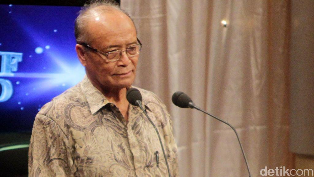 Syafii Maarif : Indonesia Dijajah Londo Ireng
