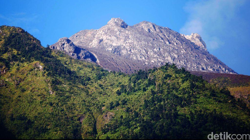 Gunung Merapi Alami Guguran Lava dengan Jarak Luncur 1.000 Meter