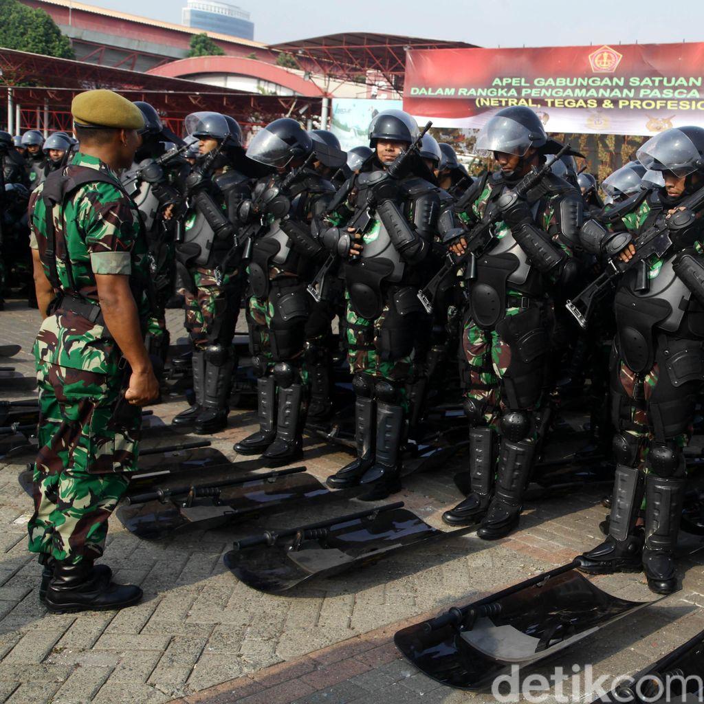 Siap Bantu Ahok, Kodam Jaya: Kita Tidak Takut Preman Kalijodo!
