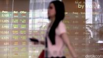Aksi Korporasi Emiten Pasar Modal Tembus Rp 122 Triliun