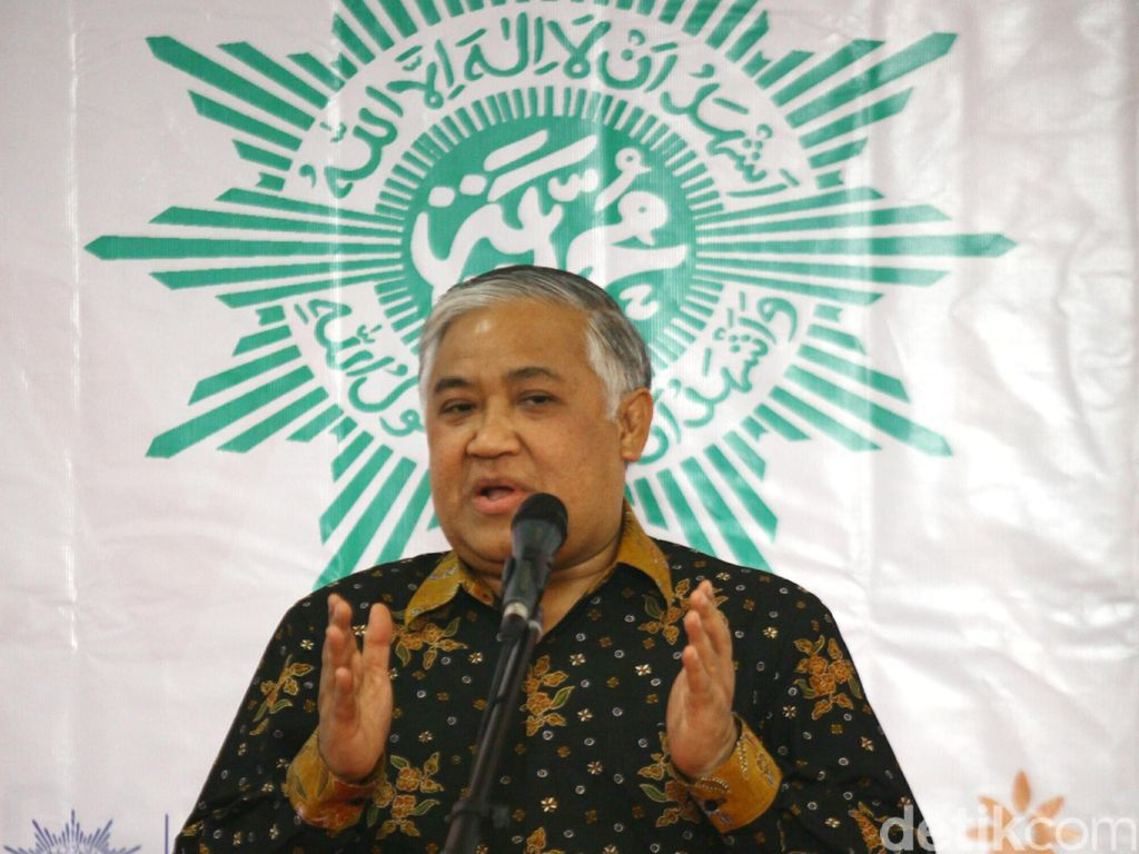 Din Syamsuddin Ingin Muhammadiyah Tetap Netral dalam Politik