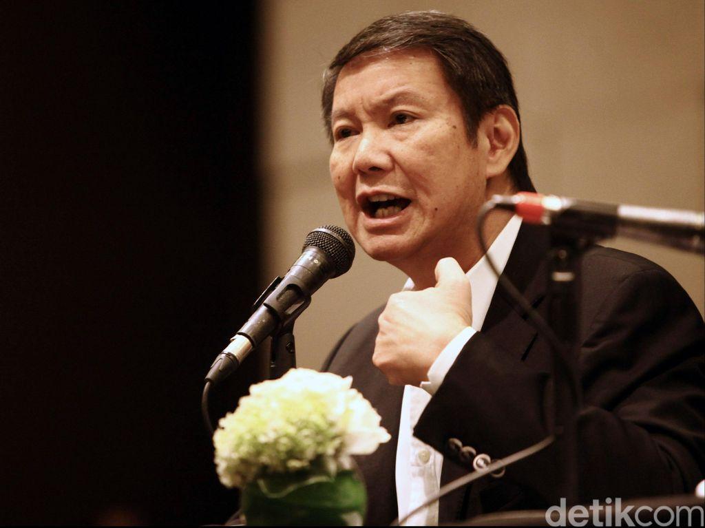 Untuk Pilkada DKI 2017 Akankah Gerindra Usung Ahok Lagi? Ini Jawaban Hashim