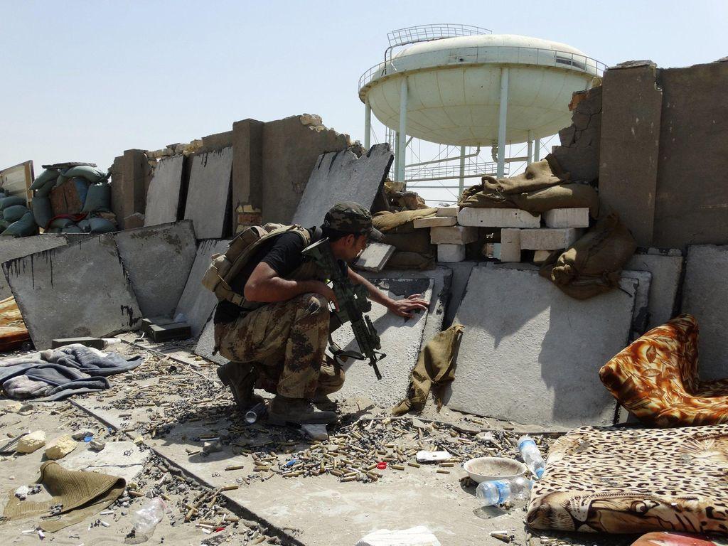 2 Jenderal Irak Tewas Akibat Serangan Bom Bunuh Diri