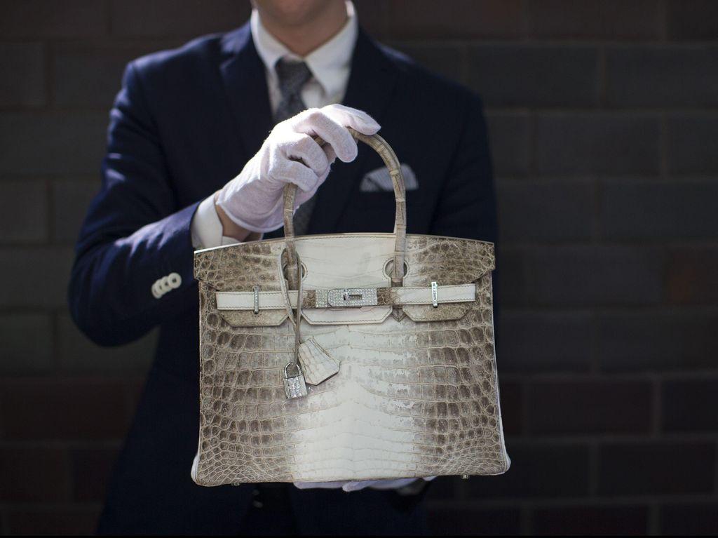 Jejak Sebuah Tas Hermes Rp 950 Juta di Pengadilan