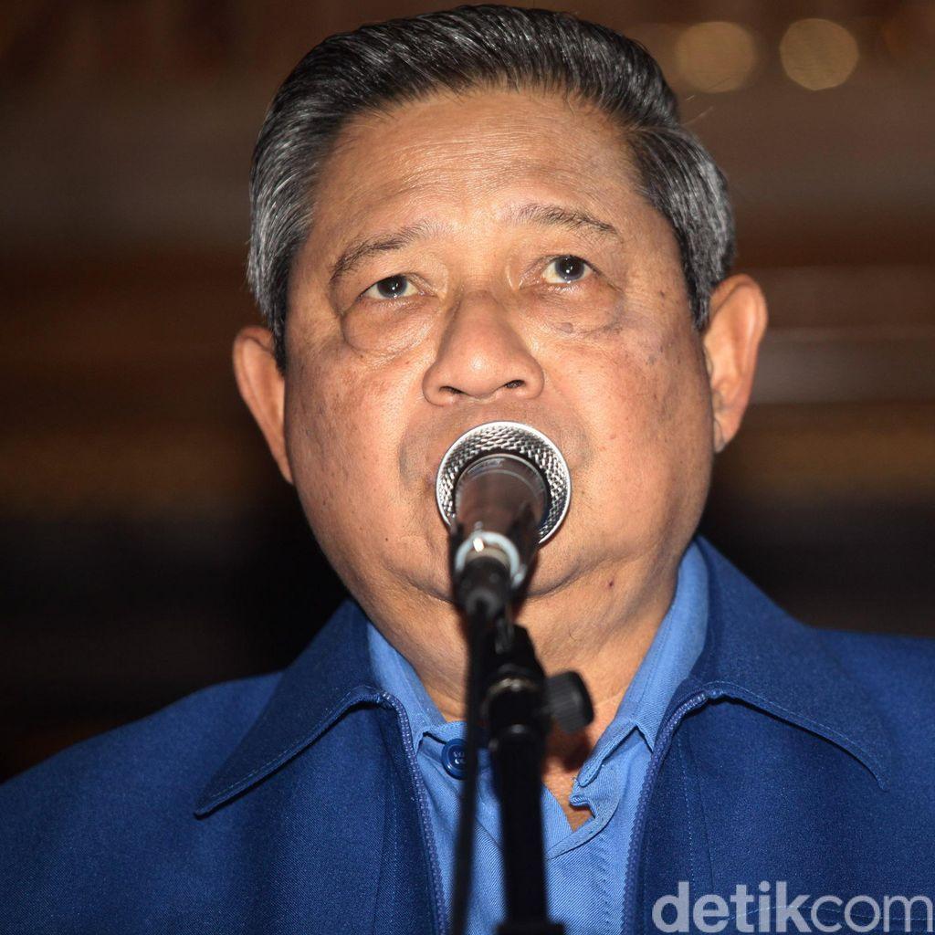 SBY Minta Warga Aceh Jauhi Konflik dan Teladani Sifat Nabi