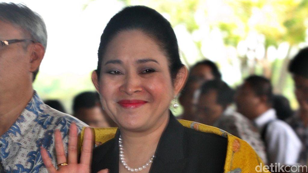 Akom Sampai Titiek Soeharto Masuk Bursa Caketum Golkar dari Indonesia Timur