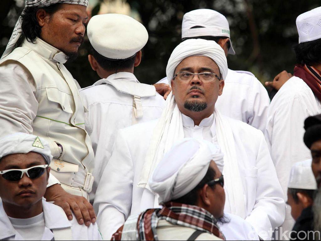 Soal Ucapan Campur Racun Habib Rizieq, FPI Menolak Minta Maaf
