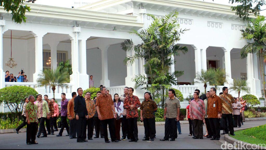 Istana: Pasal Penghinaan, Fitnah ke Presiden Sudah Diusulkan Sejak Era SBY