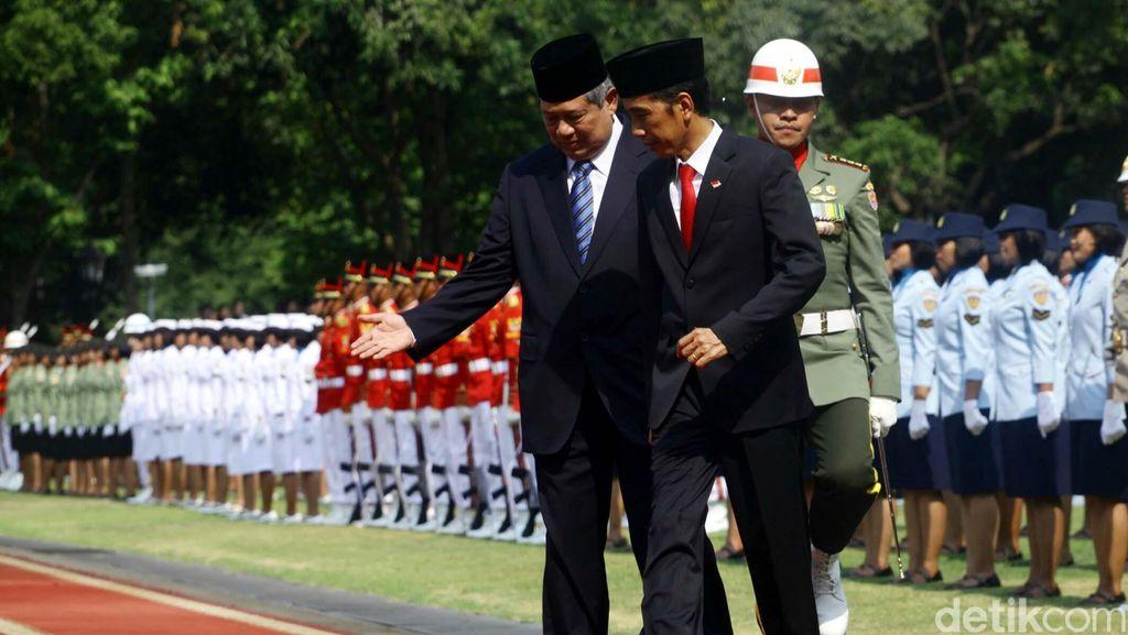 Ruhut: Komunikasi SBY dan Jokowi Berjalan Baik