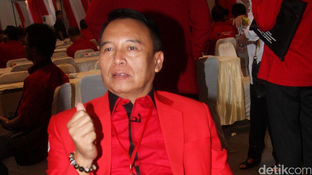 TB Hasanuddin: Sebagai Komisaris Utama, KSAU Mestinya Promosikan PT DI