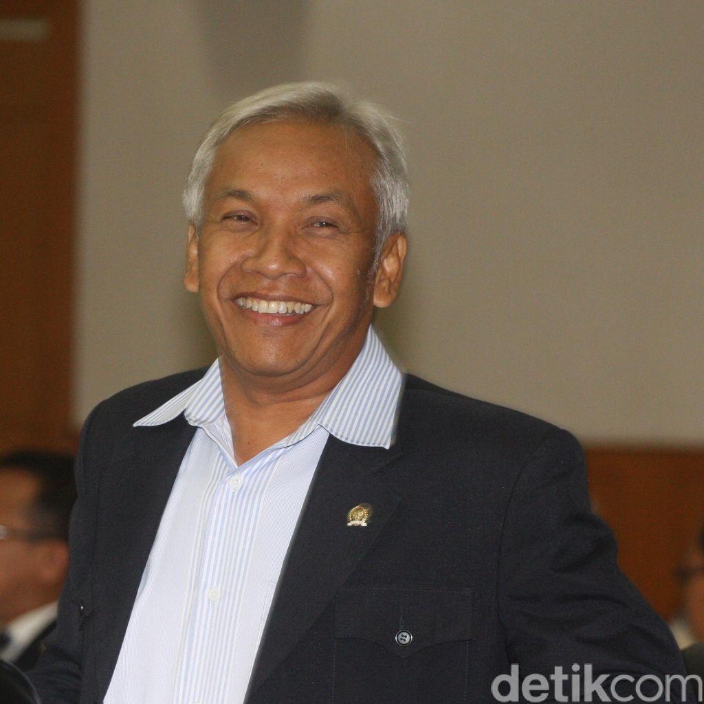 Sebelum ke Paripurna, Revisi UU KPK Dibahas di Rapat Bamus DPR