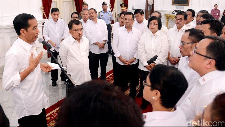 Berhembus Isu Pengumuman Reshuffle Kabinet Siang ini