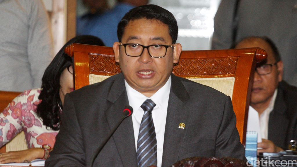 Fadli Zon Tolak Usulan Pasal Penghinaan Presiden Masuk RUU KUHP
