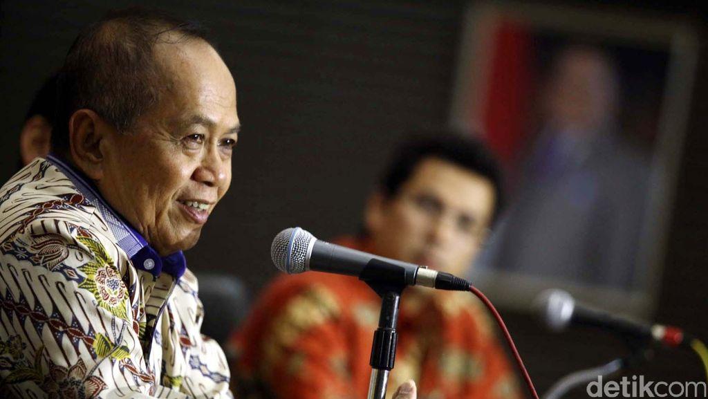 Demokrat ke Jokowi: Jangan Pikirin 2 Jari Jadi 2 Periode!