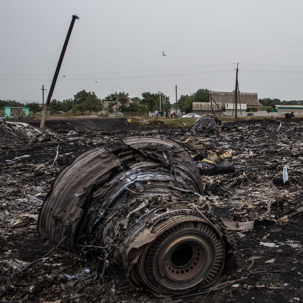 Otoritas Belanda: Rudal BUK sebagai Penyebab Jatuhnya MH17