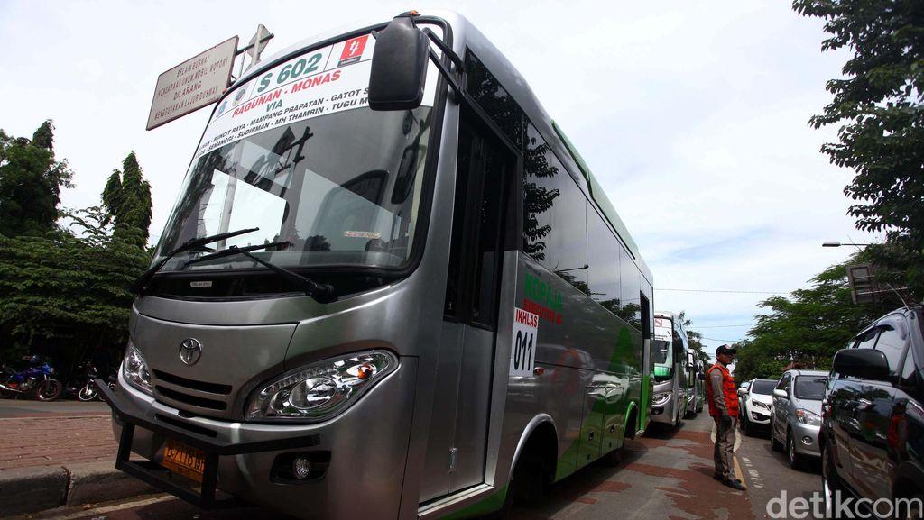 2 Bulan Lagi, Penumpang Kopaja AC Cukup Bayar Tiket TransJ Rp 3.500