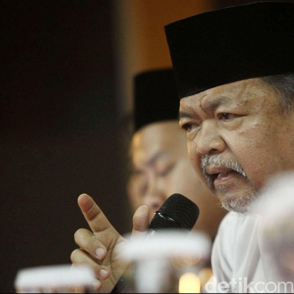 Ahok: KH Ali Mustafa Yaqub Ingin Buat Sungai di Masjid Istiqlal Jadi Bening