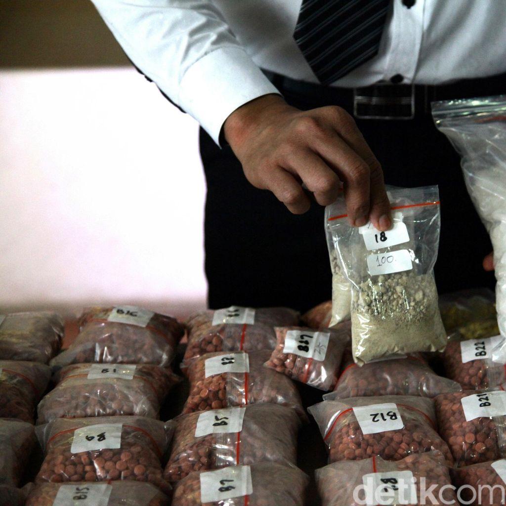 Sidang Adik Freddy Budiman Kasus Pabrik Narkoba Ditunda