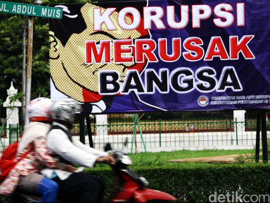 Pimpinan KPK Setuju Hukum Mati dan Jangan Salatkan Koruptor