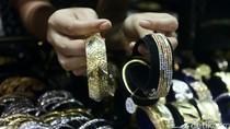 Harga Perhiasan Sumbang Inflasi, BPS: Ibu-ibu Lebaran Ganti Cincin dan Kalung