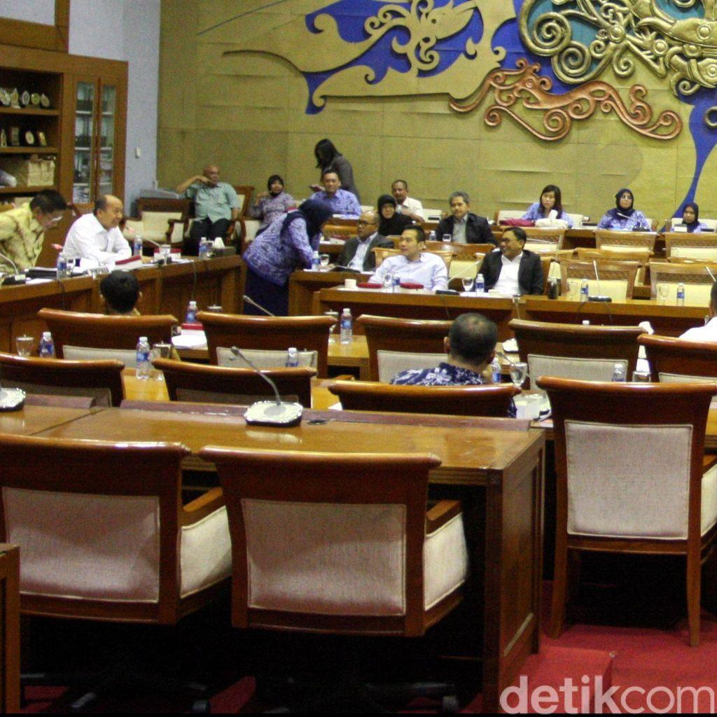 Misbakhun Usul RUU Tax Amnesty Dibahas di 2015, Baleg DPR Setuju