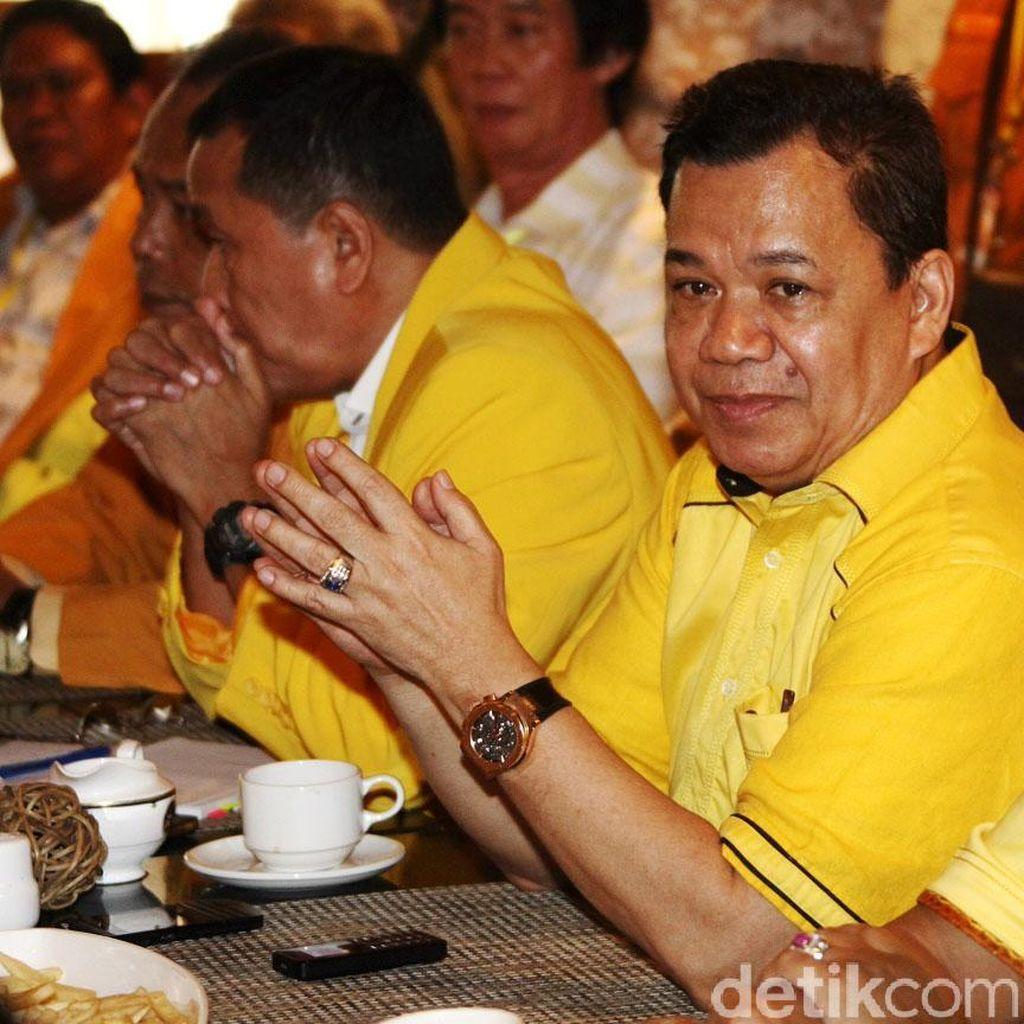 Novanto Cs: Akom Akan Ditempatkan di Dewan Pembina Golkar