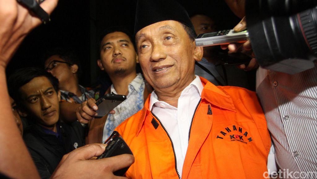 Sita Aset Rp 250 Miliaran, Hakim Nilai Masih Ada Sisi Meringankan Fuad Amin