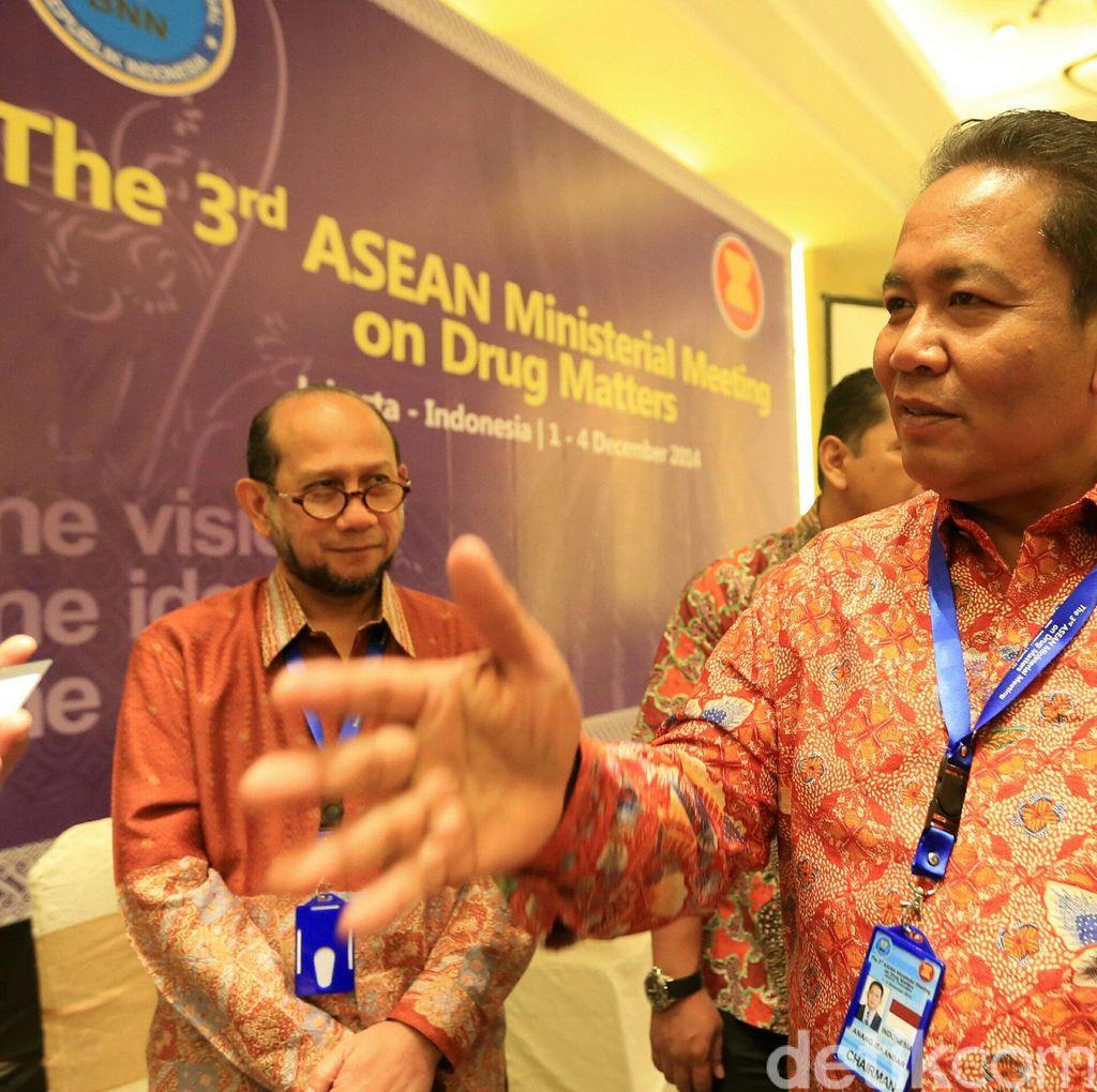 Cegah TKI Direkrut oleh Sindikat Narkoba, BNN Kunjungi Taiwan