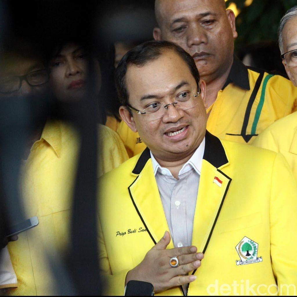 Bursa Caketum Golkar Makin Panas, Priyo Tunggu Momentum Tepat Deklarasi