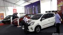 Jelang Lebaran, Penjualan Mobil Toyota dan Daihatsu Meningkat