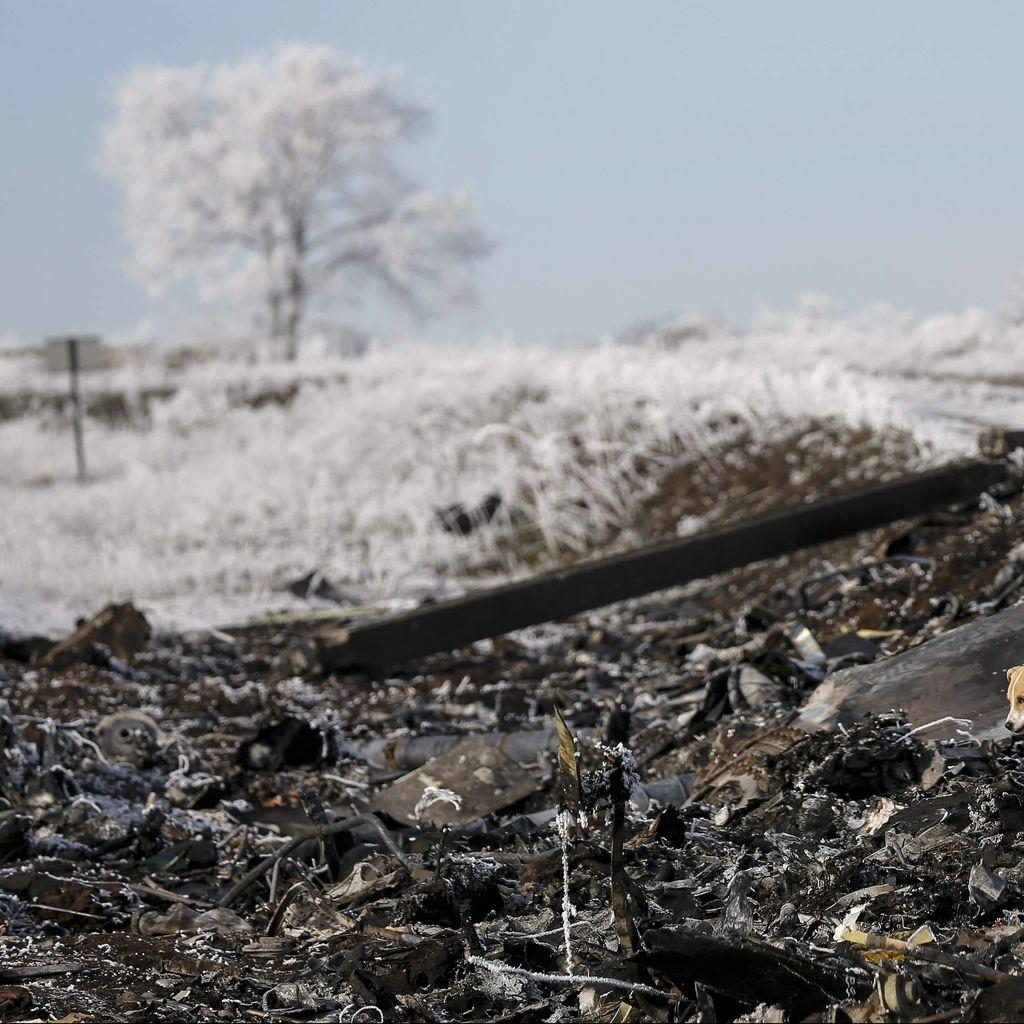 Belanda Rilis Laporan Akhir Tragedi MH17 pada Oktober