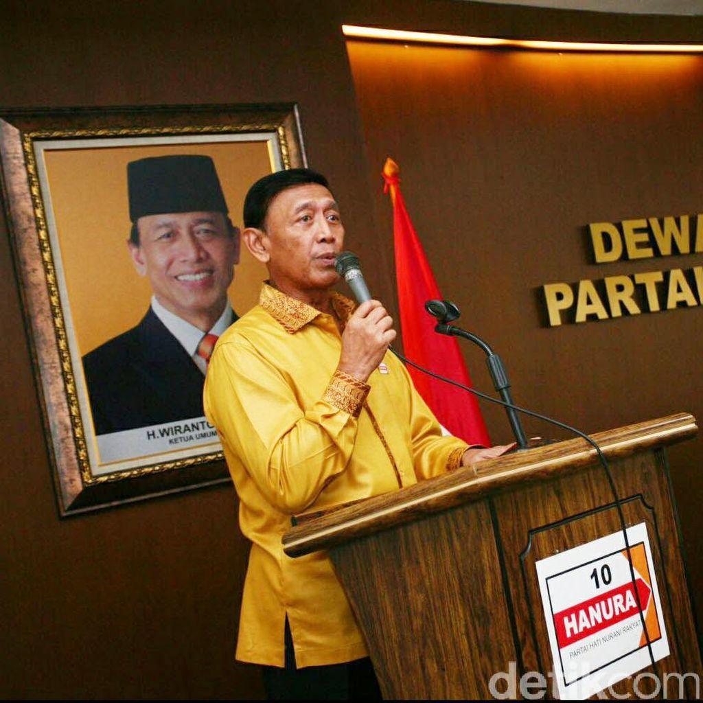 Sebut Novanto Menyalahgunakan Wewenang, Hanura Minta KPK Turun Tangan