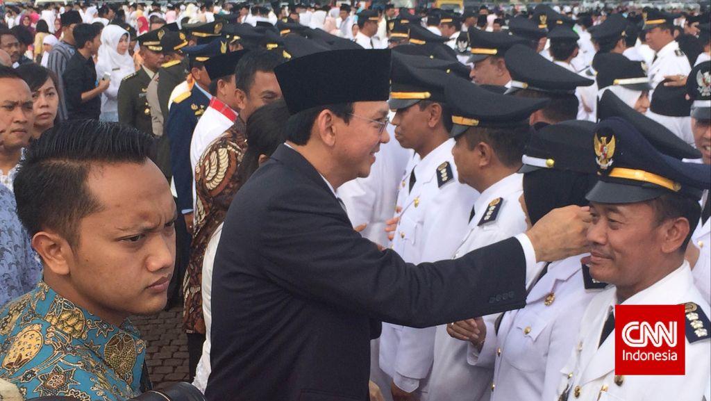 Kadis Perindustrian dan Energi DKI Haris Pindratno Mengundurkan Diri