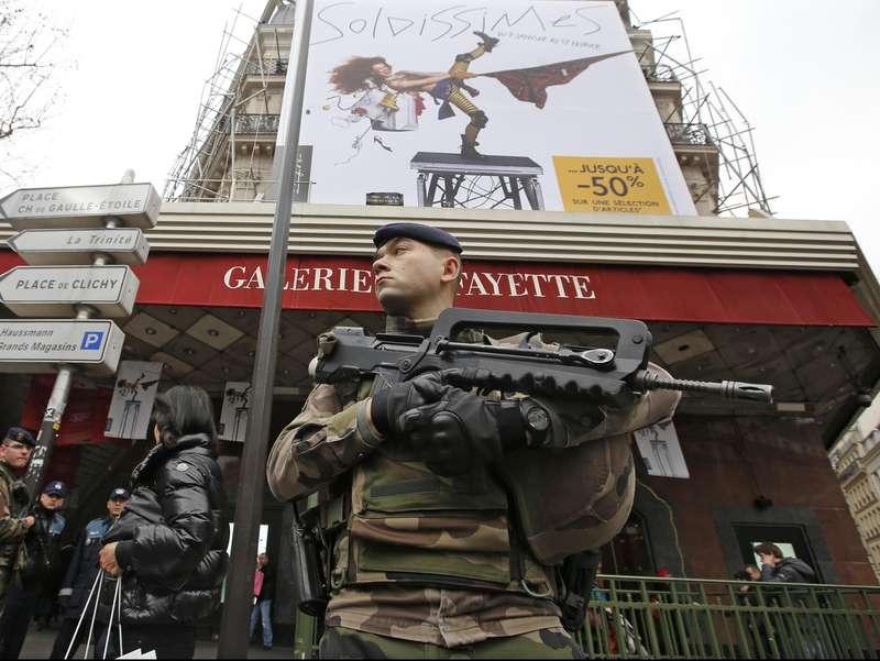 Tentara Prancis Dituduh Perkosa Remaja di Republik Afrika Tengah