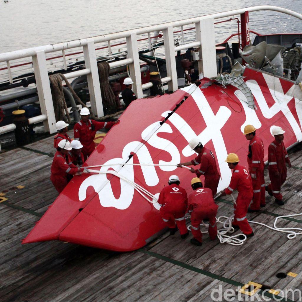 Ini Hasil Lengkap Identifikasi KNKT Soal Jatuhnya QZ8501
