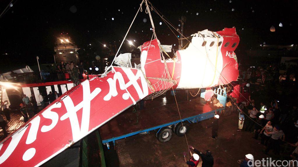 Hasil Investigasi Kecelakaan AirAsia QZ8501 Diumumkan Hari Ini