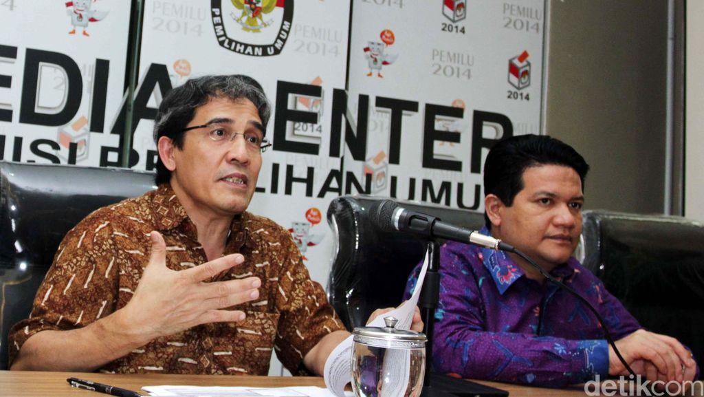 KPU: Tanya DPR, Kenapa Dia Beratkan Syarat Calon Independen!