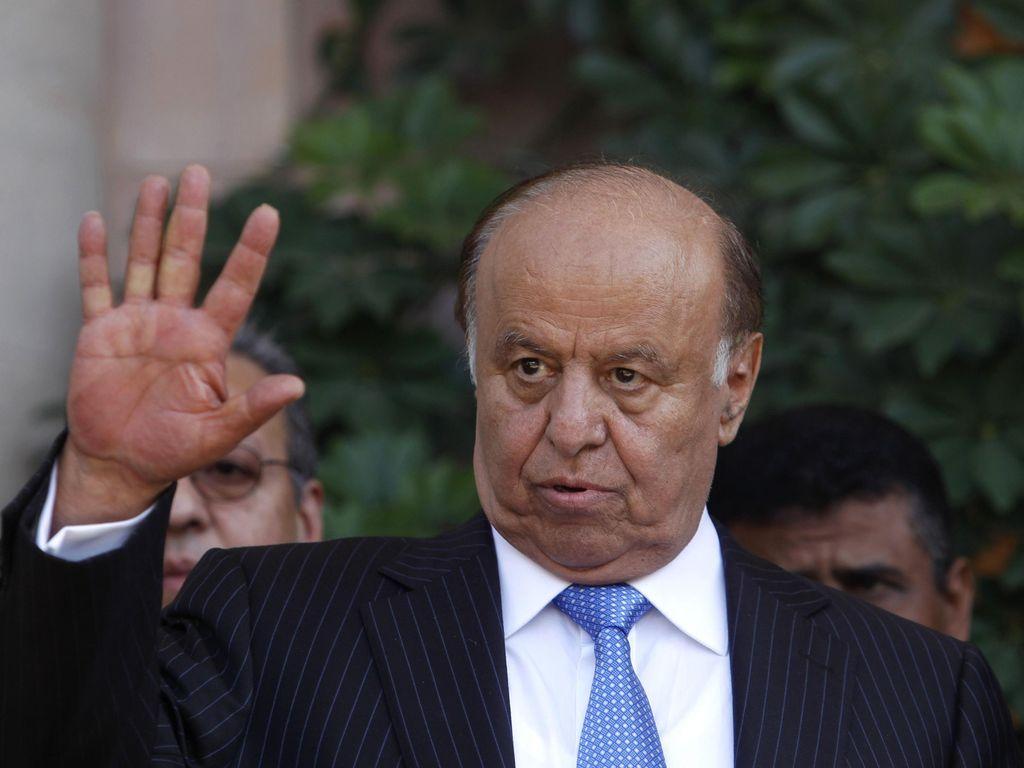Sekutu Houthi Sebut Presiden Yaman Harus Diadili atas Pengkhianatan