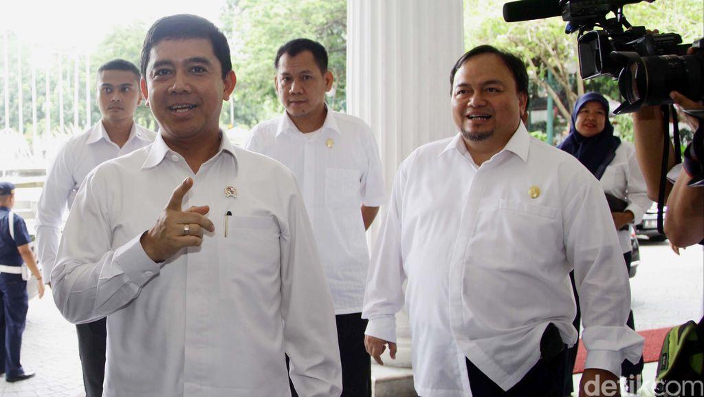 Menteri Yuddy: Plt Kepala Daerah Tak Boleh Buat Kebijakan Anggaran Belanja