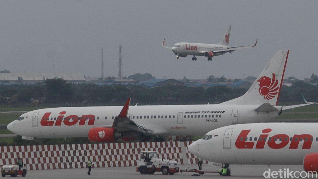Lion Air ke Jakarta-Pekanbaru Delay, Penumpang Hanya Bisa Mengeluh